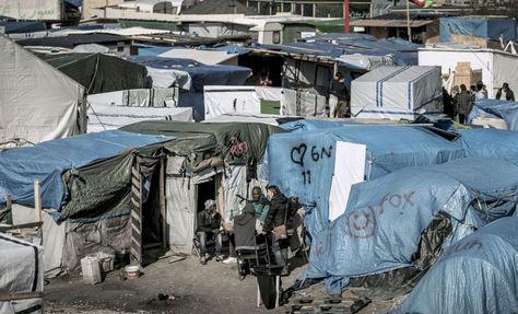 Venu pour la 8ème fois à Calais, Cazeneuve annonce le démantèlement total de «…