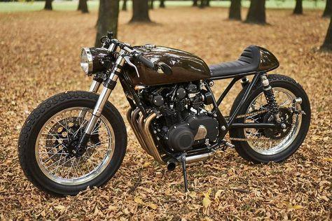 The Cafe Racer's Not Dead: Eastern Spirit's Suzuki GS550