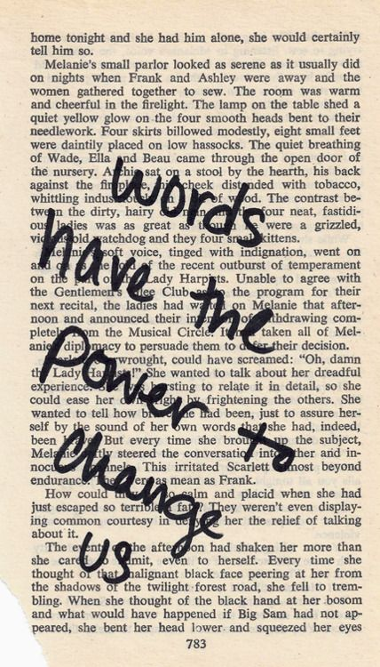 be careful what you read and hear...stay in the Word
