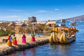 Características del lago titicaca