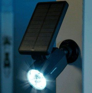 Bionic Spotlight Reviews Too Good To Be True In 2020 Solar Powered Security Light Security Lights Solar Powered Lights
