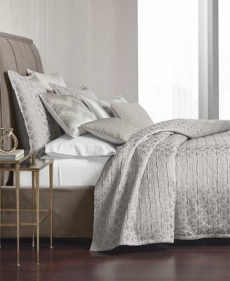 Interlattice King Coverlet Created For Macy S Bedroom Luxury Modern Luxurious Bedrooms Hotel Collection