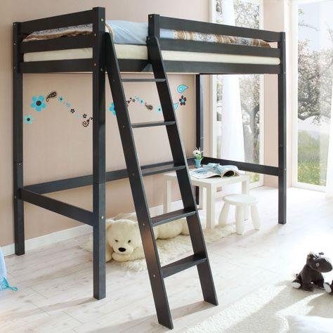Baby Hochbett Bett Und Kinderbettchen