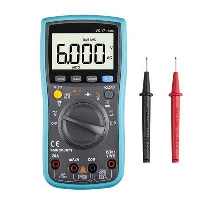 Newbie Guide How To Use A Digital Multimeter Multimeter Digital Ac Dc Voltage
