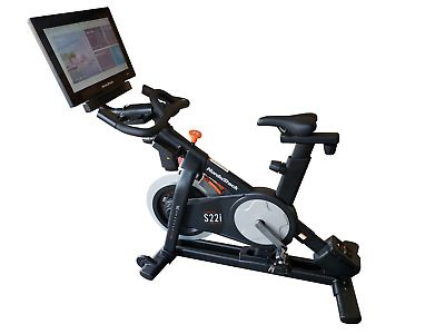 Ad Ebay Nordictrack Commercial S22i Ifit Studio Cycle 1 Year Ifit