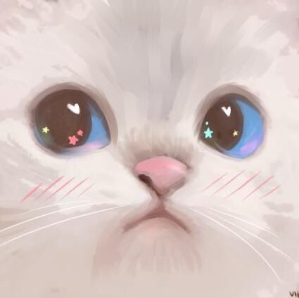 Alice Ackerman On Twitter Cat Icon Cute Cartoon Wallpapers Cute Icons Anime white cat wallpaper