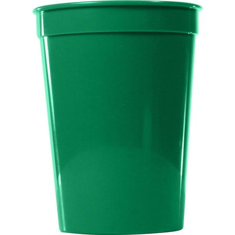 Giveaway Smooth Stadium Cups Printed with Your Logo Advertising Stadium Cups (Plastic). Stadium Cups 12 Oz.