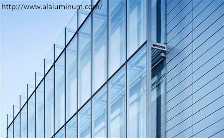 Buy High Quality And And Reasonable Price Aluminum Curtain Wall Or