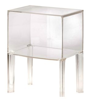 nouveau concept 550df 713e0 small ghost buster table-crystal philippe starck | shopping ...