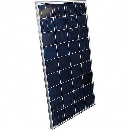 Aims Power 120w Polycrystalline Aluminum Frame Solar Panel At Tractor Supply Co 220 Solarpanels Sol In 2020 Solar Panels Solar Panel Installation Solar Power Panels