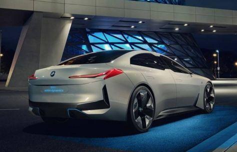 Bmw I4 Electric Sedan Bmw I Bmw Concept Cars