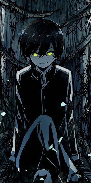 Dark Anime Wallpaper Darkness Overload Anime Art Dark Yandere Anime Dark Anime