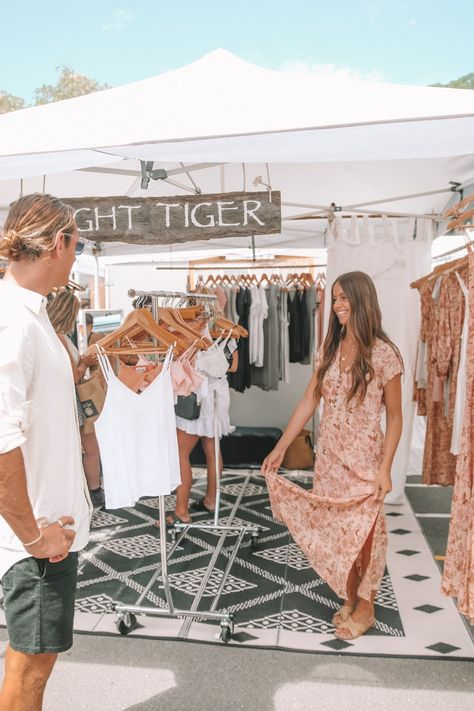 How To :: Merchandise Your Stall, with Kari from Night Tiger - The Village Marke.