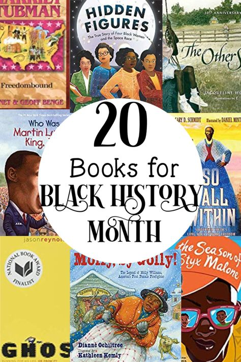 20 Enlightening Books to Read for Black History Month * Some Call It Destiny