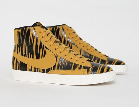 #Nike Blazer Tiger WMNS