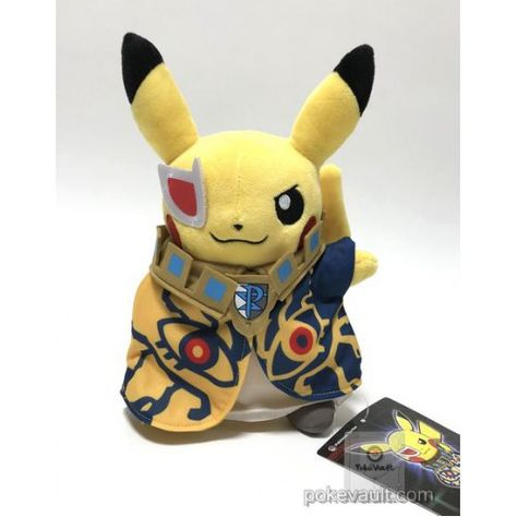 Pokemon Center Rainbow Rocket Figure Collection Team Glactic Cyrus Pikachu