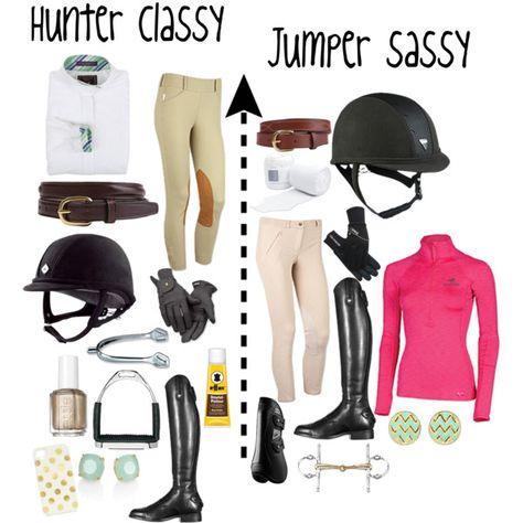 Hunter classy/ jumper sassy - Polyvore