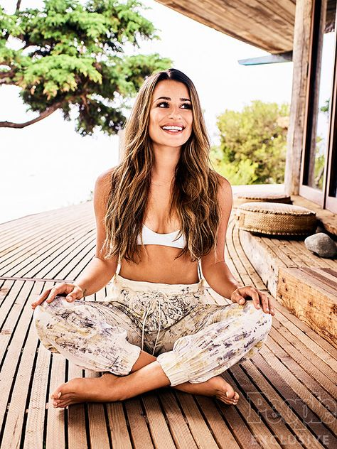 How Lea Michele Got In the Best Shape of Her Life: 'I've Never Loved My Body…