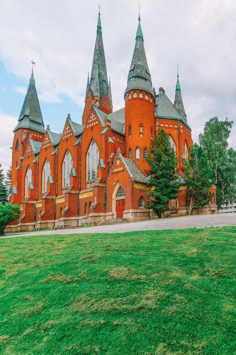 11 Beautiful Cities and Towns To Visit In Finland