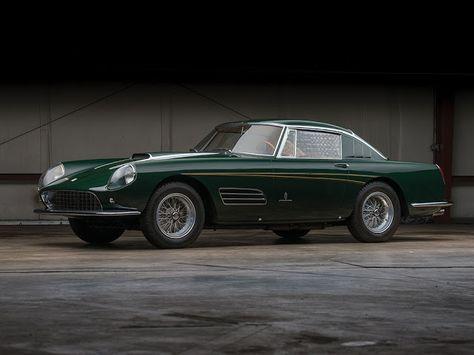 1959 Ferrari 410 Superamerica Series Iii Coupe For Sale At