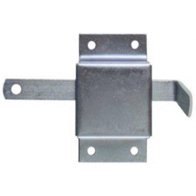 Locks Latches And Keys 37915 Inside Slide Lock Buy It Now Only 14 5 On Ebay Locks Latches Inside Slid Zinc Plating Garage Door Hardware Garage Doors