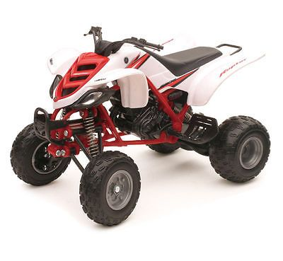 Motorcycles And Atvs 180276 Yamaha Raptor Yfm 660r 1 12 Atv Quad