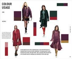 Scout Women's Trend Report Colour & Trend A/W