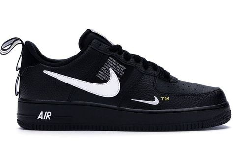 nike air force 1 low utility black