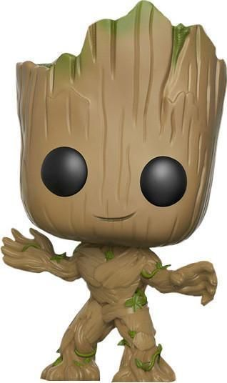 Guardians Of The Galaxy Vol 2 Baby Groot 10 Life Size Us Exclusive Pop Vinyl Figure Baby Groot Gardians Of The Galaxy Vinyl Figures