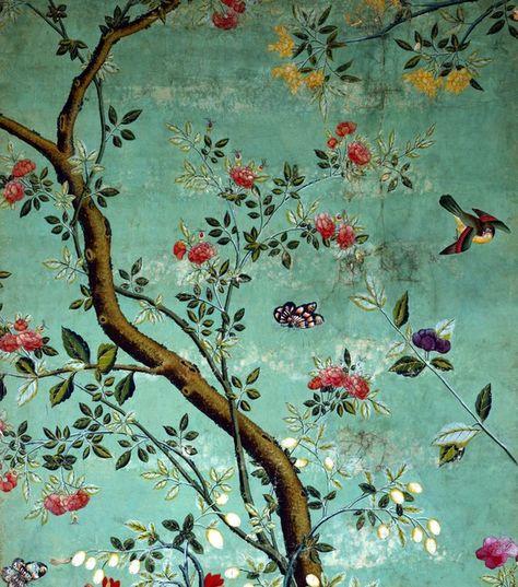 Tendance papier-peint ! | My Gardening Tales