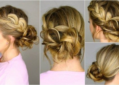11 Best Low Bun Hairstyles 2018 Page 10 Of 11 Cute Of Haircuts Bun Hairstyles Hair Styles Side Bun Hairstyles