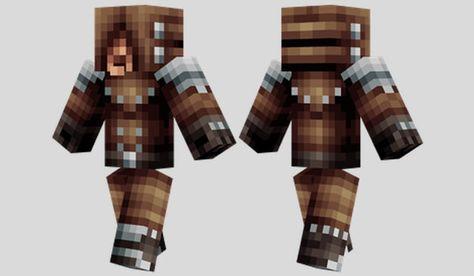 Dark Rogue Skin para Minecraft