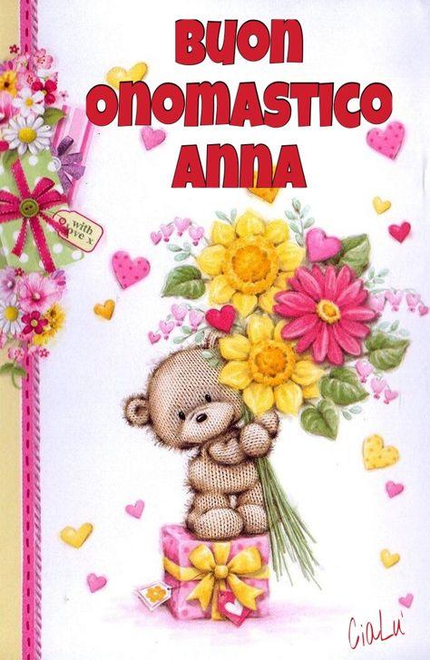 Onomastico Anna