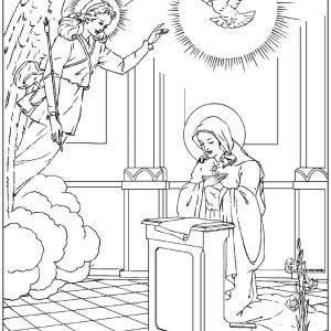 Printable Coloring Page For Kids Rosary Catholic Kids Crafts Catechism Crafts Catholic Kids