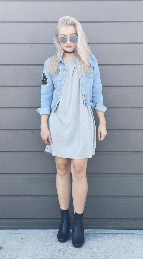 Forever 21 - Classic T-Shirt Dress