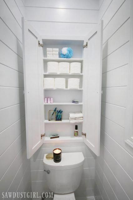 Small Bathroom Vanities Aren T Simply For Small Areas You Just May Want To Open Your Bathro Toilet Paper Storage Bathroom Wall Cabinets Small Bathroom Storage