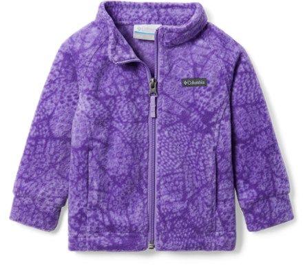 Columbia unisex-baby Benton Springs Ii Printed Fleece Jacket
