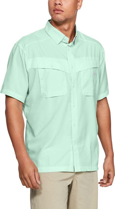 Under Armour Mens Tide Chaser Short Sleeve Shirt