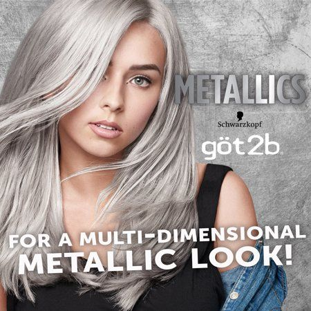 Beauty Permanent Hair Color Silver Hair Dye Ash Blonde Hair