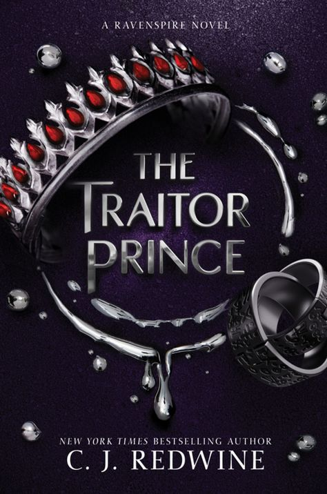 The Traitor Prince (eBook)