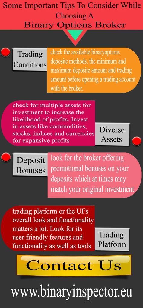 Binary options us broker journey