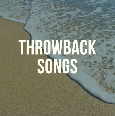List of spotify playlist covers aesthetic throwback pictures