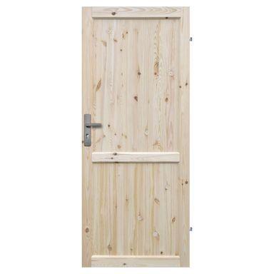 Skrzydlo Drzwiowe Eko 80 Prawe Radex Drzwi Wewnetrzne Drewniane W Atrakcyjnej Cenie W Sklepach Leroy Merlin Tall Cabinet Storage Storage Decor