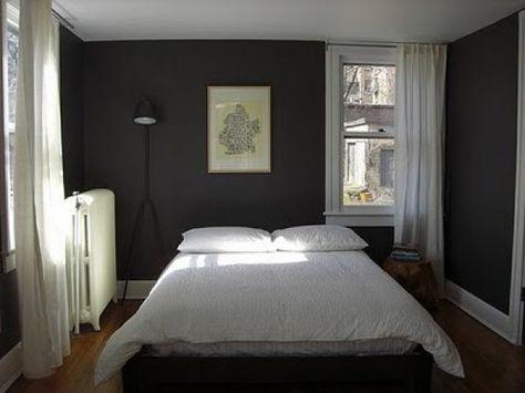 Dark Grey Bedroom Walls awesome dark grey bedroom walls contemporary - home design ideas