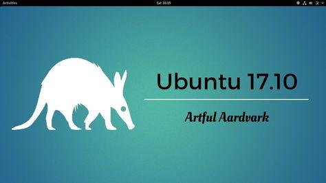 Linux  Новости   Что нового Ubuntu 17.10 Лето подходит к концу, а это 6863b537c14
