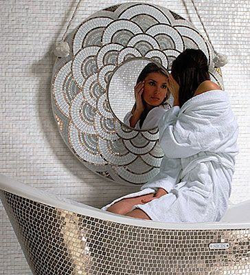 Sicis Tile Mosaics 2007 - the new way of communication, expression of trends, fashions and lifestyles… | Tile