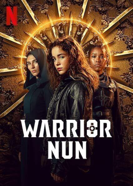 Warrior nun  Ação/aventura/sobrenatural/religião