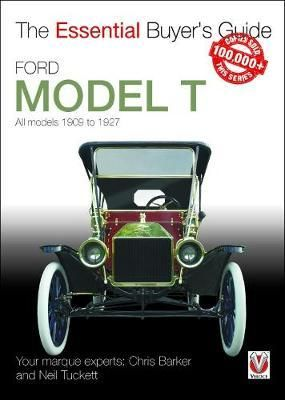 Ford Model T All Models 1909 To 1927 By Chris Barker Ford Models Ford Model