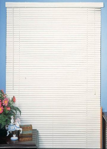 6 Pack Of White Vinyl 1 Mini Blinds 25 Wide X 72 Long 6 Piece Case Pack Vinyl Mini Blinds Mini Blinds Blinds