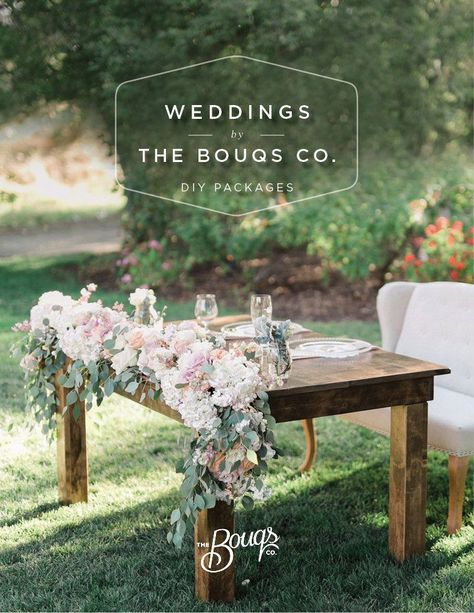 #sponsored Mix and match your customized selection of prearranged wedding flowers depending on the total pieces you choose. From The Bouqs. #wedding #weddingplanning #weddingideas #weddingflowers #weddingbudget #weddinghacks #weddingtips #diywedding #diybride #diyweddingflowers #engaged #bridetobe